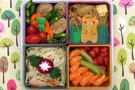 Viandas saludables, nutritivas y enérgicas