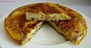 Tortilla de papas española
