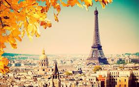 De turista en Paris