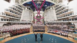 Harmony Of The Seas, la nueva bestia