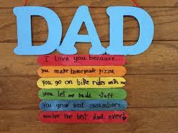 3 ideas para el Dia del Padre