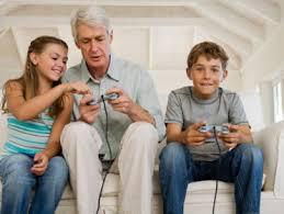 El rol de los abuelos con los nietos