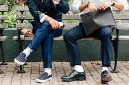 ¿Cómo combinar calcetines?