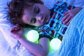 Dormir, ¡sin luz!
