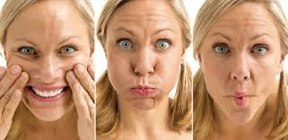 10 ejercicios para la flacidez facial