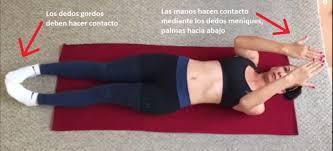 5 minutos para reducir cintura