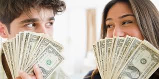 Tú, tú pareja y el dinero
