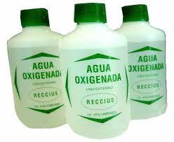 Remedios con agua oxigenada