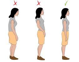 ¿Cómo corregir tu postura?