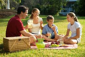 ¡Día de picnic!