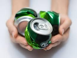 ¿Cómo reciclar latas de aluminio?