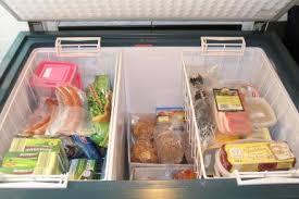 Congelador saludable