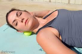 ¿Cómo relajar la tensión cervical?