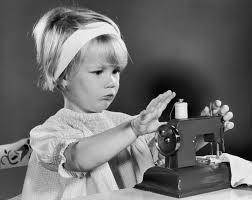 Niños vs máquina de escribir