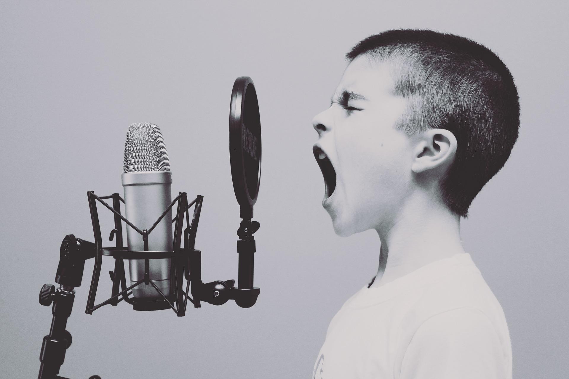¿Cómo curarse cantando?