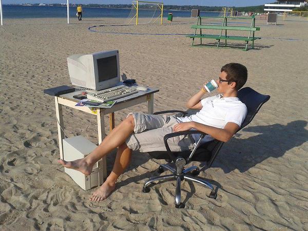 ¿Por qué ser un trabajador remoto?