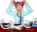 ¿Su trabajo lo llena de tensiones?