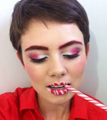Maquillaje de Navidad