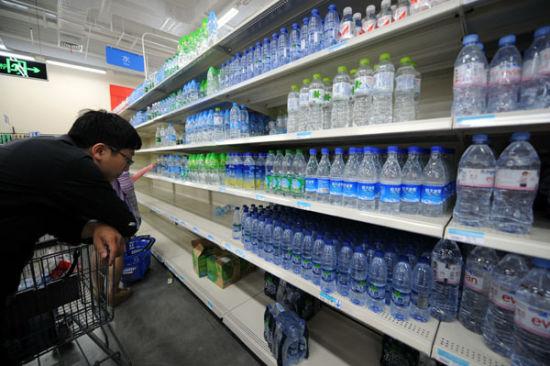 ¿Cómo escoger el agua embotellada?