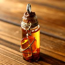 El encantamiento de la botella