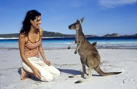 Australia, el quinto continente