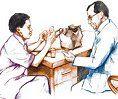 Hablando con el médico sobre nuestros padres