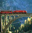 Turismo en tren, belleza y seguridad
