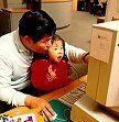 Los niños y adolescentes e Internet