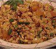Pilaf de Quinoa Avant Garde