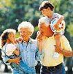 Abuelos: cuando la distancia no cuenta