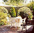 Haciendo del patio un jardín