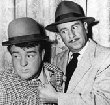 Abbott y Costello, reyes de la comedia