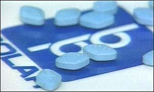 Viagra: mejor consultar antes de empezar