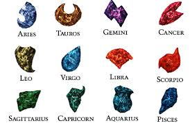 Cada Signo Tiene su Piedra