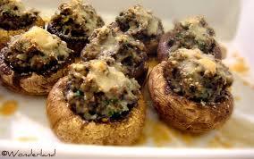 Los hongos en la cocina