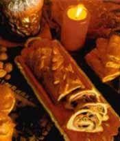 Cena de Navidad: Pan de jamón con mayonesa de ave