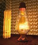 Cómo hacer tu propia lámpara de lava
