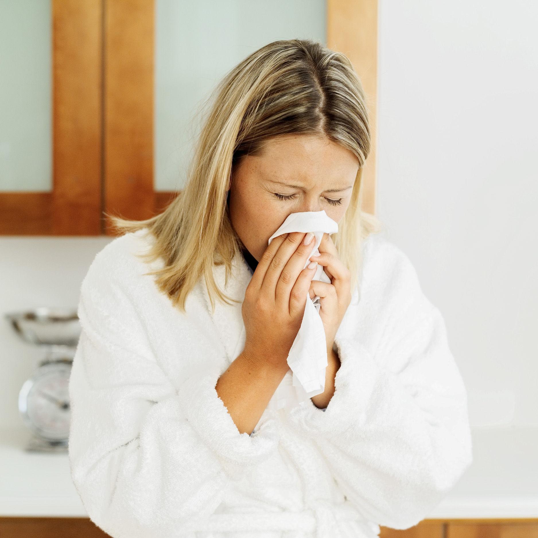 Tratamientos contra la alergia