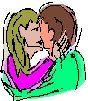 Los besos eróticos