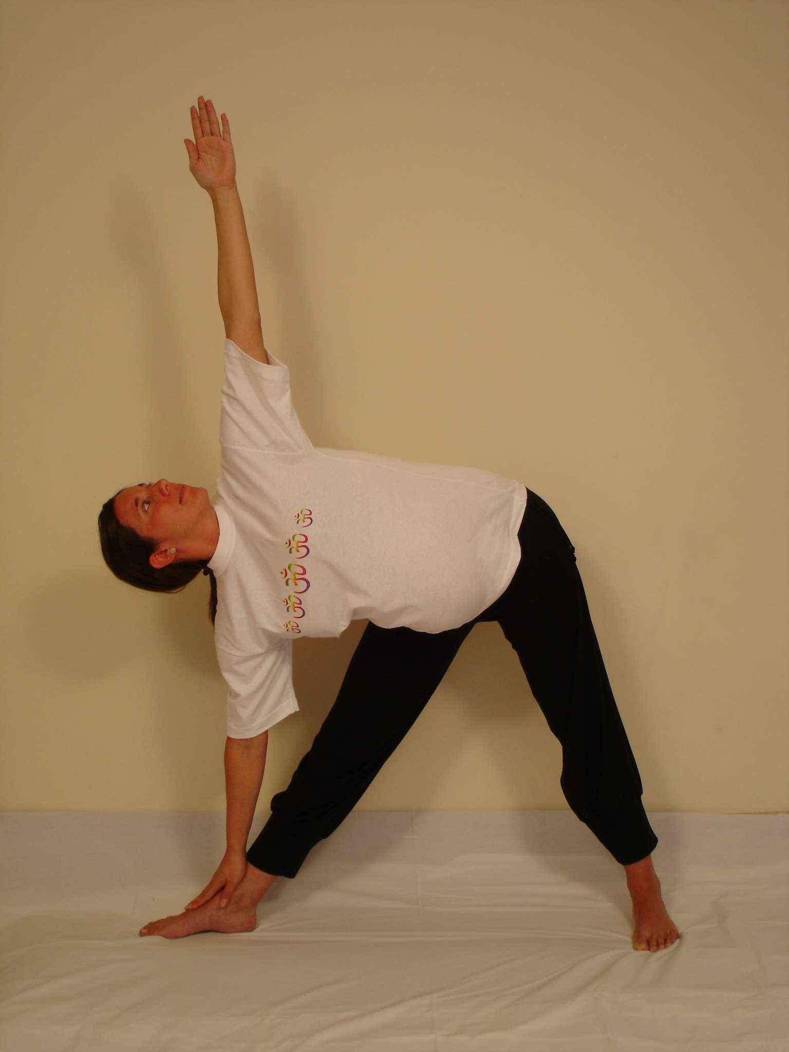Yoga total para la futura mamá