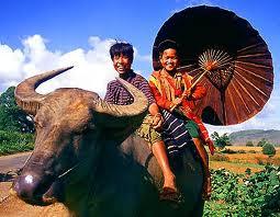 Birmania, el pais mas sonriente del mundo