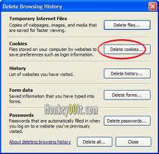 Como borrar las cookies de tu PC