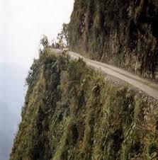 Los 5 lugares mas peligrosos del mundo para conducir